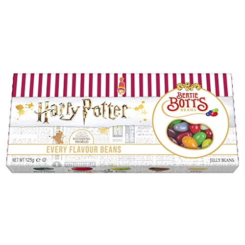 Harry Potter Jelly Belly Sweets (Giftbox und Choco Frog)