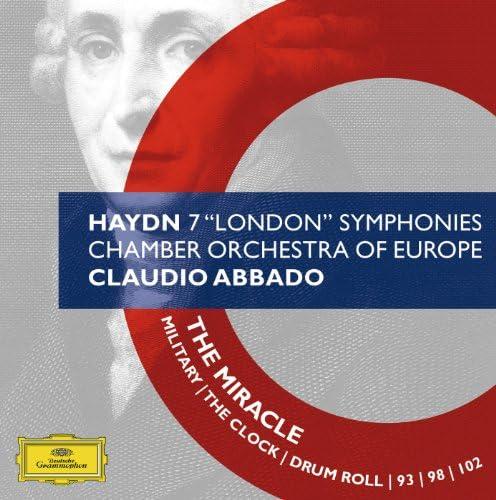ヨーロッパ室内管弦楽団 & クラウディオ・アバド