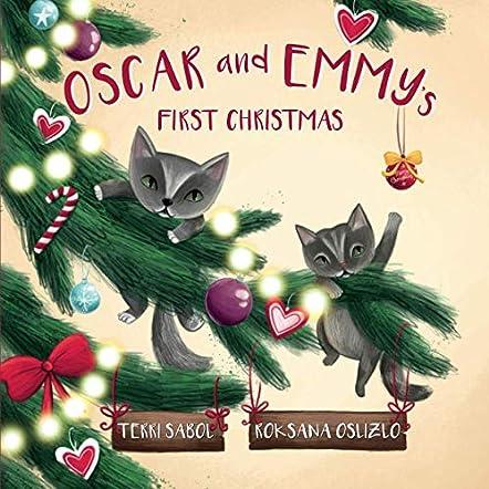 Oscar and Emmy's First Christmas