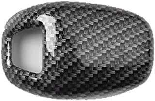 Protective Gear Shift Knob Cover Carbon Fiber Fit For Porsche Panamera 971 2017-2019 BNX190316 (Carbon)