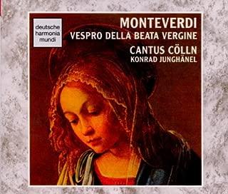 Claudio Monteverdi: Vespro Della Beata Vergine Marien-Vesper 1610  Vespers of the Blessed Virgin Mary  Deutsche Harmonia Mundi