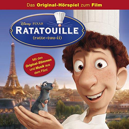 Ratatouille (Das Original-Hörspiel zum Film)