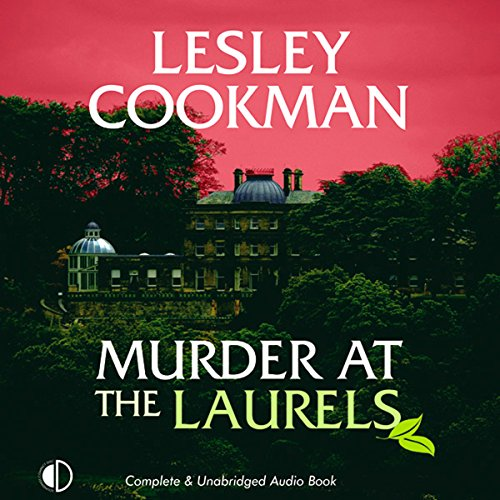 Murder at the Laurels audiobook cover art