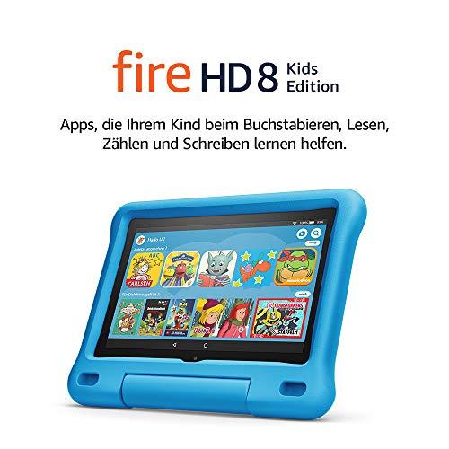 Amazon Fire HD 8 – Kinder-Tablet – Kids Edition (2020) – 8 Zoll, 32 GB - 10