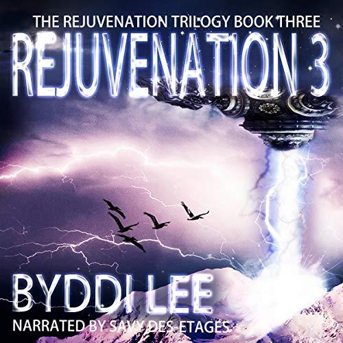 Rejuvenation Book 3 cover art