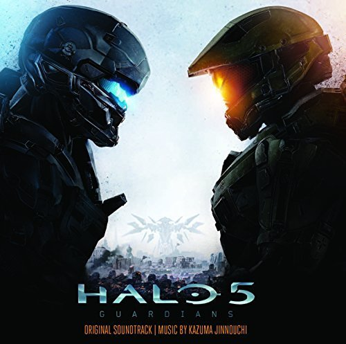 Halo 5: Guardians Original Soundtrack [2 CD] by Microsoft/343 Industries