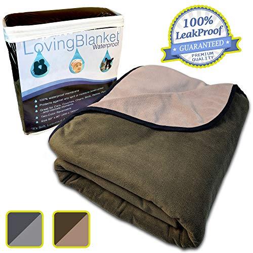 100% Leak Proof, Waterproof Blanket