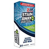STAIN-AWAY PLUS DENTURE CLEANSER 8.4 OZ