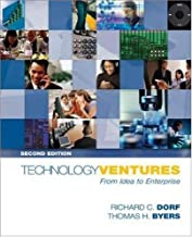 Technology Ventures: From Idea to Enterprise:2nd (Second) edition