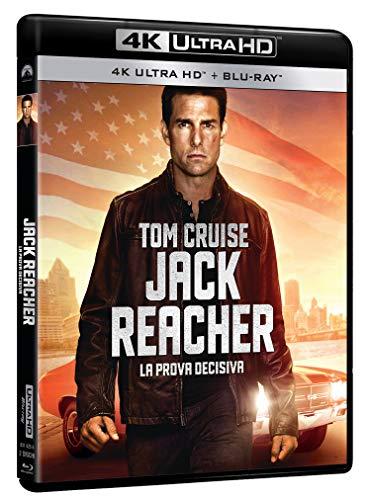 Jack Reacher - La Prova Decisiva (Blu-Ray 4K Ultra HD+Blu-Ray) [Italia] [Blu-ray]