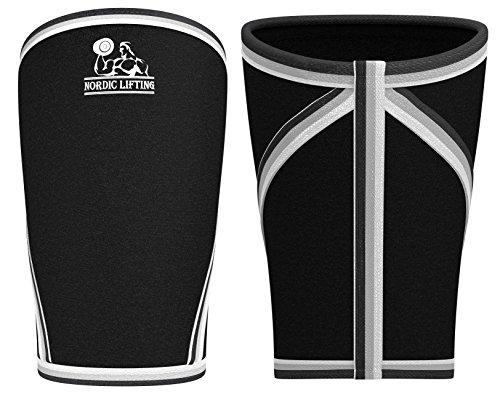 nordic lifting knee sleeves seams