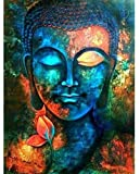 HQYMY Puzzle de Madera de Rompecabezas -Buddha Estatua - Puzzles 1000 Pieza HD Imprimir Cartel Adulto Jigsaw Puzzle Toy Adolescentes Juego Niños Niños Familia Educación Regalo