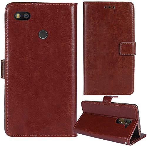Lankashi Premium Retro Business Flip Book Stand Brieftasche Leder Tasche Schütz Hülle Handy Handy Hülle Für Fairphone 3/3+ / 3 Plus 5.65