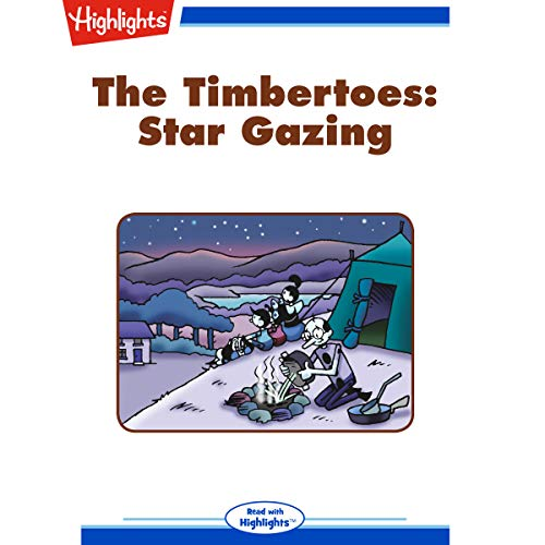 The Timbertoes: Star Gazing copertina