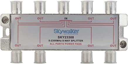 Skywalker Signature Series Splitter 5-2300MHz, 8-Way