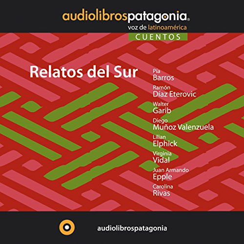 Relatos del Sur [Stories from the South] audiobook cover art
