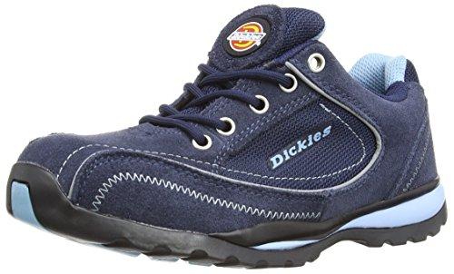 Dickies Damen-Sicherheitsschuhe Ottawa SB blau BU, EU 37 (UK 4), FD13910
