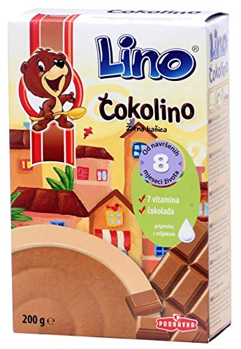 Podravka Lino Cokolino Cibo Per Neonato 200 g
