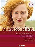 MENSCHEN A1.1 Guia XXL: Deutsch als Fremdsprache