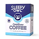 Brew fresh coffee, directly in your fridge. No equipment required. Pack contains 5 Brew Packs, makes 3 cups each. Total 15 cups! No added sugar, preservative-free coffee. Stays fresh for 12 months, stored in a cool and dry place. Made from 100% Arabi...