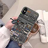 737 overhead panel - 737 Plane Overhead Panel Phone Cases for iPhone 6 6s 7 8 Plus X Xs Xr 11 Pro Max/for Samsung Galaxy Note S9 S10 Plus Note 8 S8