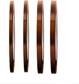 Koperfolie emi Afscherming Tape Papieren circuits Koperen folie tape Koperfolie Met geleidende lijm voor gitaarafschermin...