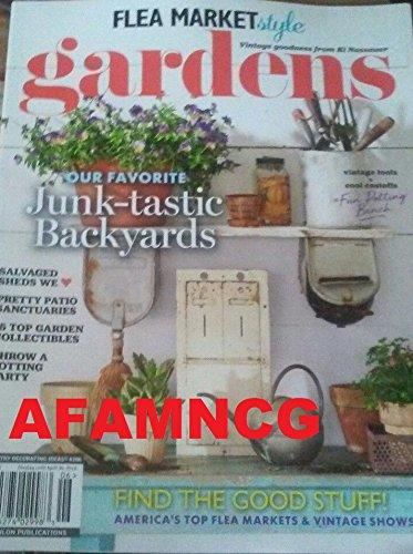 2% OFF Country Decorating Ideas Flea Market Style magazine gardens 2018 AFAMNCG
