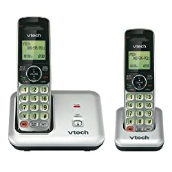 Image of VTech CS6419-2 2-Handset...: Bestviewsreviews