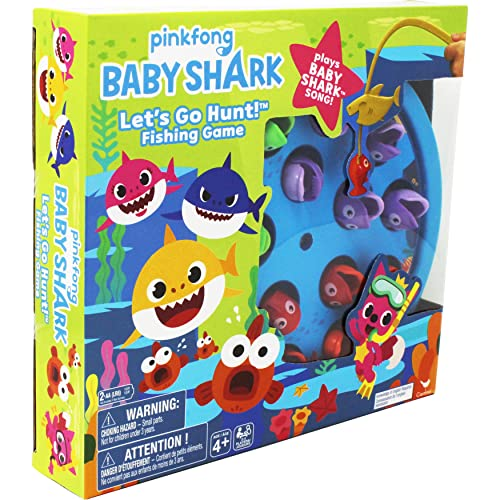Pinkfong Baby Shark Let's Go...