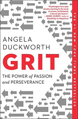 Real Estate Investing Books! - Grit: The Power of Passion and Perseverance
