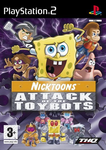 Nicktoons: Attack of the Toybots (PlayStation 2) [Edizione: Regno Unito]
