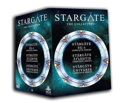 Stargate Collection - All Starga Fresno Mall Atlantis Three Series SALENEW very popular