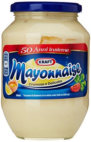 Mayonnaise Kraft Vaso 500ml