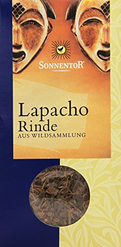 Sonnentor Tee Lapacho Rinde wildgesammelt lose, 1er Pack (1 x 70 g)