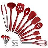 10 Best Red Kitchen Utensil Sets