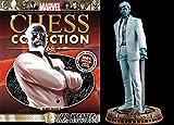 Figura de Ajedrez de Resina Marvel Chess Collection Nº 66 Mr. Negative