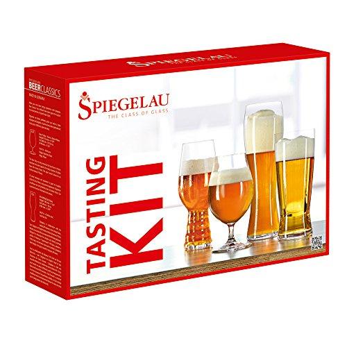 シュピゲラウ(Spiegelau)ビールクラシックステイスティング・キット49916954個入