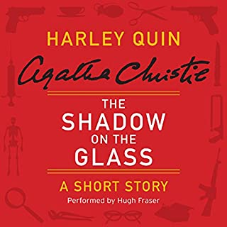 The Shadow on the Glass cover art