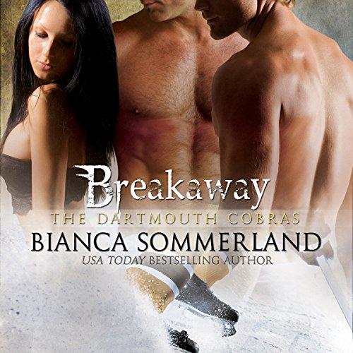 Breakaway audiobook cover art