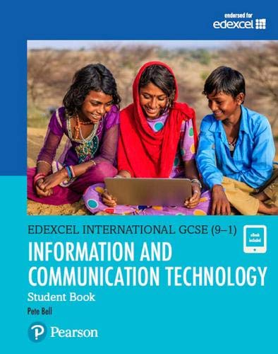 Edexcel International GCSE (9-1) ICT Student Book [Lingua inglese]
