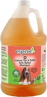 Espree Luxury Tar & Sulfa Itch Relief Shampoo , 1 gallon, 1004371