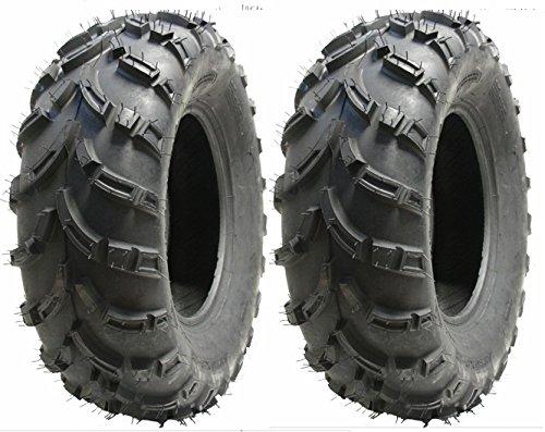2 - Quad pneumatici 25X8-12 6ply WANDA 'E' Contrassegnato pneumatici ATV 25 8.00 12