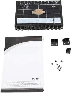 $64 » Car Audio Equalizer, 1 pc Iron Material 7-Band Car Automobile Audio Stereo EQ Equalizer