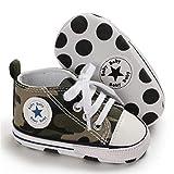 Tutoo Unisex Baby Boys Girls Star Sneaker Soft...