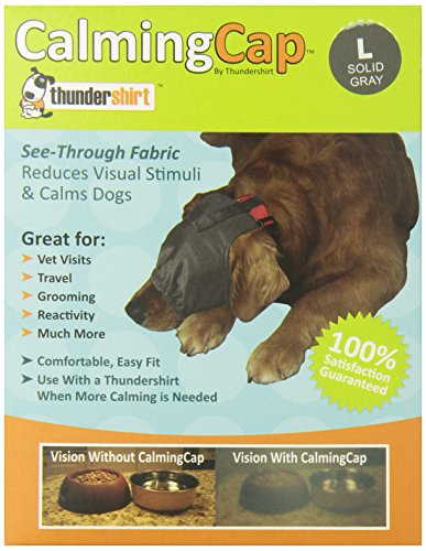 ThunderCap Calming Cap for Dogs (Large)