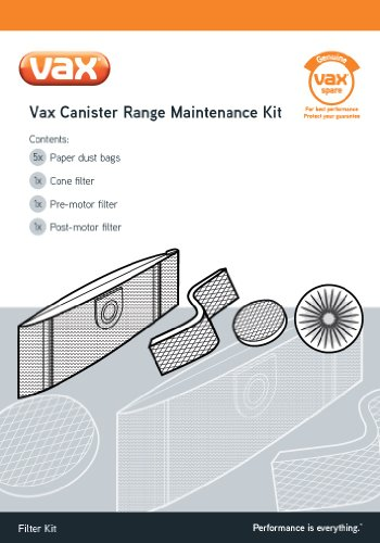 Vax Accessoires Kit de Maintenant 6131 6151SX 7151