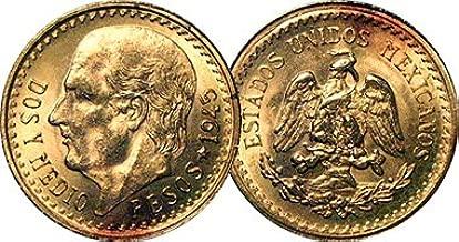 Mexican 2.5 Gold Peso
