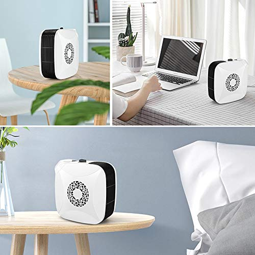 ☀ Dergo ☀ Mini heater,Portable Space Heater with Adjustable Thermostat - Perfect For the Home Categories