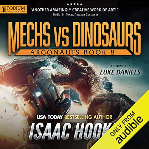 Mechs vs. Dinosaurs cover art