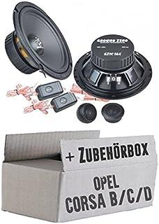 Suchergebnis Auf Für Opel Corsa C Lautsprecher Sets Lautsprecher Subwoofer Elektronik Foto